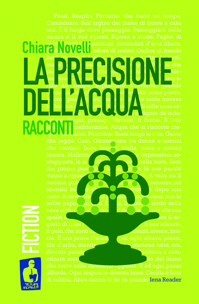 Il nuovo libro di Iena Reader edizioni.